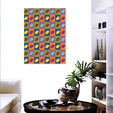 100 Pop Art Bedroom Amazoncom Anyangeight Kiss Canvas Wall Home