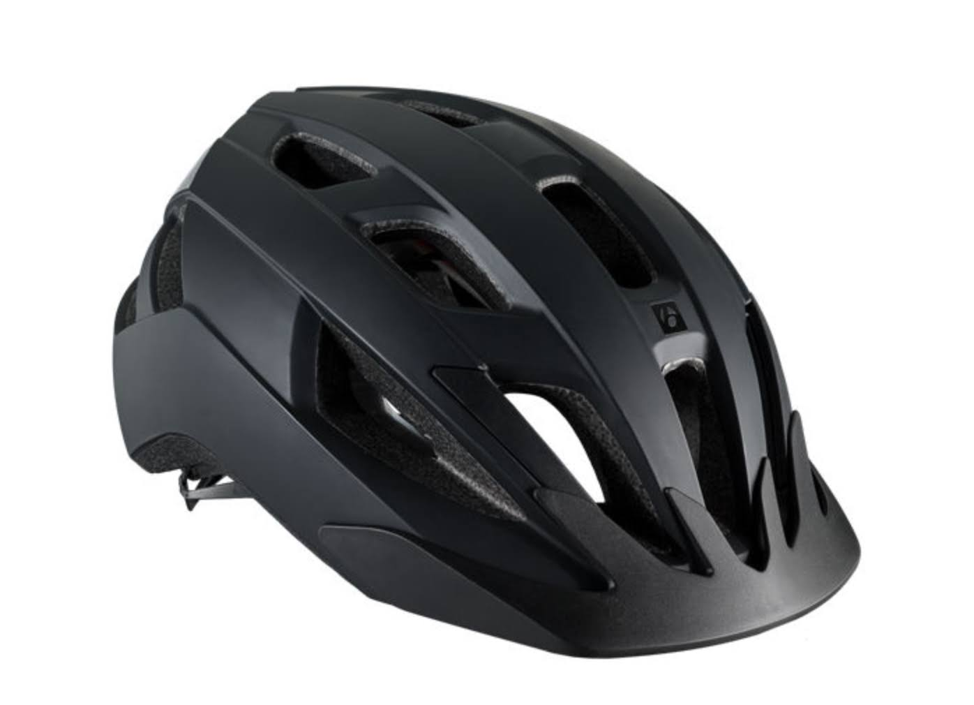 Bontrager Solstice MIPS Bike Helmet - Black - Medium/Large