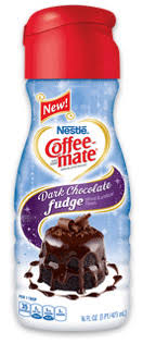 Disclosure This Giveaway Is Sponsored By Coffee Mate I Have Received One Bottle Of Dark Chocolate Fudge Creamer As Well Information To