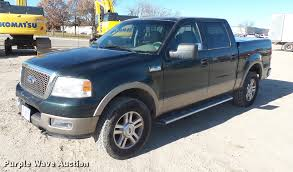 2005 Ford F150 Lariat SuperCrew Pickup Truck | Item DC6298 |... 2005 Ford F150 Truck 4x4 Crew Cab Box Weather Guard File2005 Stxjpg Wikimedia Commons F550 St Cloud Mn Northstar Sales Altec 42ft Bucket M092252 Trucks 4x4 Service Utility M092251 Used Parts Stx 46l 4x2 Subway Inc Used2005 Ford Super Duty F 250 Hosmer Auto Inventory Truckdepotlacom Xlt 44 Drive Your Personality Vans Cars And Trucks Brooksville Fl