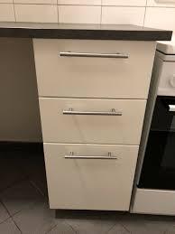 küchenunterschrank mit 3 schubladen ikea