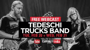 The Capitol Theatre Announces Free Tedeschi Trucks Band Webcasts Tedeschi Trucks Band At Beacon Theatre Zealnyc Headed To Crouse Hinds Theater In Syracuse This Tickets Macon City Auditorium Ga Wheels Of Soul Dates Added Shares Acoustic Just As Strange Video Announce Tour New Kettlehouse Calling Out To You Acoustic Youtube Full Show Audio Videos Photos Brings Wikipedia Tour Dates 2017 2018 The Roots Report Tedeschitrucks Providence Rhode Island Playing Three Shows The Keswick February