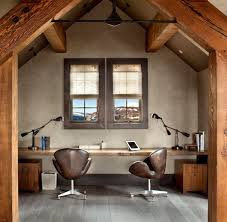 17 Inspiring Rustic Home Office Designs To Motivate You
