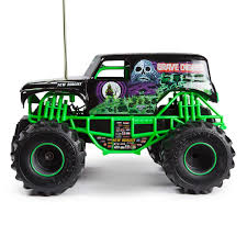 Машина р/у New Bright Monster Jam - Grave Digger / Max D 1:24 (в асс ... New Bright 124 Scale Rc Monster Jam Grave Digger Shop Your Way Amazoncom 61030g 96v Car Review Youtube 1530 Pops Toys Gizmo Toy Rakuten 143 Remote Control The Pro Reaper Is Chosenbykids And This Mom Money Truck Unboxing Trucks New Bright Automobilis D2408f 050211224085 Knygoslt Ff Maxd 110 Buy Black Vehicle Max Din Brutus 1 8 Play In All Terrain Powerful