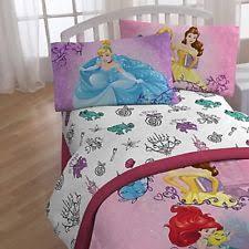 little mermaid bedding ebay