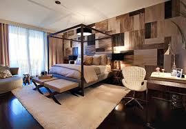 bold interior design for a manly bachelor pad home design and