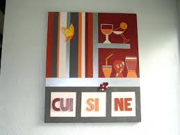 toile de cuisine peinture sur toile pour cuisine toile deco cuisine tableau