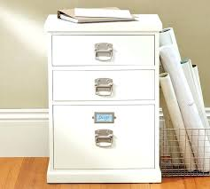 Under Desk File Cabinet Wood by Fancy White Filing Cabinet File Cabinet In Color White Wood File