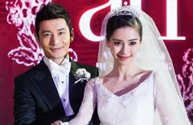 Huang Xiaoming And Angelababy Tie The Knot In Grand Shanghai Wedding