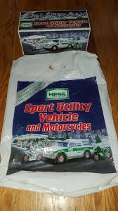 100 2004 Hess Truck Sport Utility Vehicle And Motorcycles Toy EBay