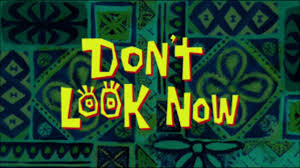 Spongebob That Sinking Feeling Full Episode by Spongebob Squarepants Don U0027t Look Now Music Only Youtube