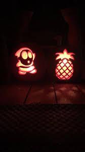 Super Mario Pumpkin Stencil Printable by 18 Best Halloween Images On Pinterest Halloween Ideas Costumes
