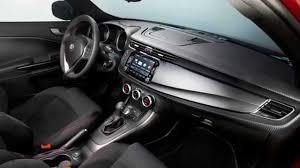 Alfa Romeo Giulietta Sprint 2015 interior