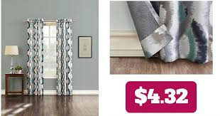 kmart 4 32 jaclyn smith curtains 15 value