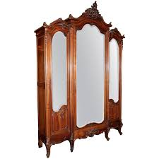 Louis XV French Mirrored Triple Door Armoire For Sale At 1stdibs Antique French Louis Xv Style Walnut Triple Armoire Bedroom Nice Details About Triple Armoire 1910 Wardrobe Wardrobes With Mirror Imposing Black Rustic Wardrobe Blackcrowus Sold Beveled Doors Chantilly White The Cotswolds Edinburgh Natural Solid Oak Large Fniture Land Antique French Triple Armoire Wardrobe Linen Cupboard1100 My Devon Painted Pine Cupboard Ebay Drawer Amazing Drawers Tilson
