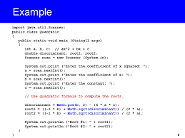 Java Math Ceil Example by Chapter 4 Mathematical Functions Characters And Strings Ppt