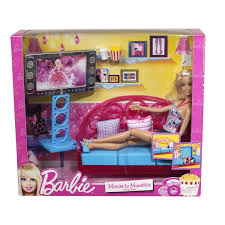 Barbie Living Room Furniture Set by Accessories Barbie Doll House Mattel Dollhouse Furniture Piece