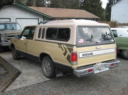 100 1985 Nissan Truck 720 King Cab Recomended Car