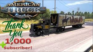 American Truck Simulator,Sp Ep#21. Smokey And The Bandit, We Play As ... Smokey The Bandit Kenworth Replica Youtube Skin And The Truck On For American Truck Bandit Gta San Andreas T680 Mod Dcsmokey And The Bandit Trailers For Ats V1 Walking Deadsnowmans Trailer Cvetteforum Chevrolet A Classic Celebration News Banditrun10023jpg Id 518966 Celebrate And Bandits 40th With These Sweet Renders By Nine_dragons Poser Illustration Snowmans Smokey Custom Trailer W900
