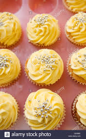 Borough Market London Organic Yellow Cupcakes Fairy Cakes Silver Balls Farmhouse Butter Free Range Eggs British Sugar By Cakehole