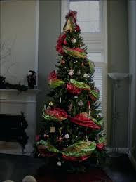 Peaceful Tall Skinny Christmas Tree N7108409 Clip Art