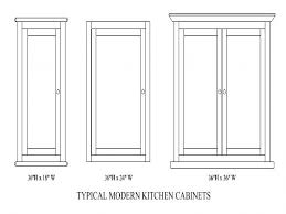 Standard Kitchen Cabinet Depth Singapore by What Is The Average Size Of A Kitchen Descargas Mundiales Com