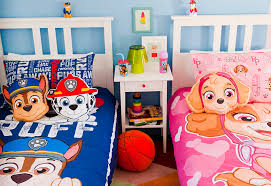 Paw Patrol Bedroom for Boys and Girls Ideas to Decorate a Dog
