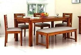 Dining Table India Latest Designs Incredible 6 Online Six
