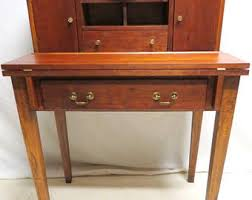 Drop Front Writing Desk by Drop Front Desk Etsy