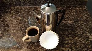 Use Regular Cheap Drip Coffee Filters In Percolator Pot Save Money
