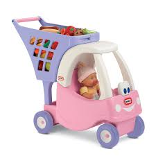 100 Little Tikes Princess Cozy Truck Shopping Cart