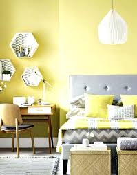 Yellow And Grey Decor Small Images Of Wall Bedrooms