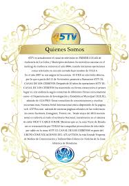 Radio El Patio La Ceiba Hn by Quienes Somos 45tv