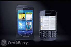 BlackBerry 10 QWERTY touch devices revealed in internal marketing