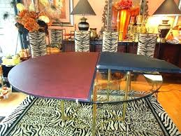 Dining Room Table Extender Tables With Extension Leaves