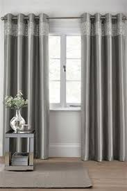 Plum And Bow Curtains Uk by Buy Cotton Eyelet Blackout Curtains Studio Collection By Next From