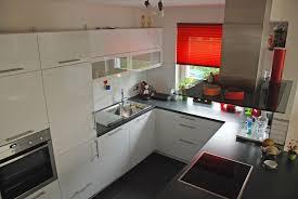 küche in u from mit granit