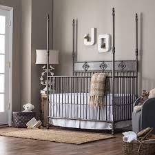 Bratt Decor Joy Crib by Iron Cribs Antique Iron Crib Parts Victorian Cast Iron Baby Bed