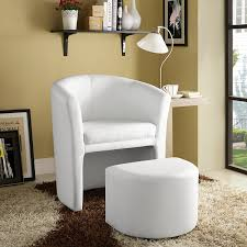 Amazon.com: Modway Divulge Armchair And Ottoman, White: Kitchen ... Slipcovers For Chairs Ottomans And More Hgtv Club Chair Ottoman Appealing Oversized With Red Leather And Velour Cat Hat Mini Exterior Marvelous Set For Interesting Home Bedroom Armchair Black White Accent Styles Heather Offwhite Arm With Ottoman5205100 Amazoncom Windsor Glider Gray Cushion Bedrooms Eames Style Lounge Ash Plywood Shown Brown Fniture Rectangle Slipcover Cube Monarch Specialties Ottomani 8058 The