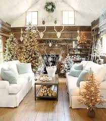 25 Of The Most Inspiring Rustic Christmas Trees