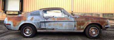 100 Craigslist Georgia Cars And Trucks By Owner 1968 Ford Mustang That Was Parked Over 40 Years Sold With
