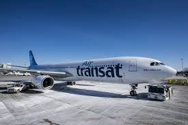 avions d air transat cloués au sol une situation chaotique selon