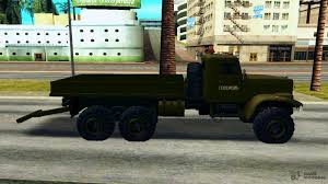 100 Truck Breakdown Service KrAZ Truck Breakdown Service For GTA San Andreas