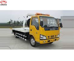 Light Duty Flatbed Wrecker Truck, Light Duty Flatbed Wrecker Truck ...