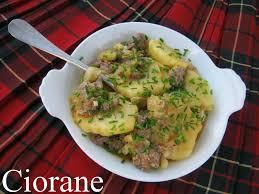 cuisine ecossaise stovies écossais la cuisine de quat sous