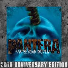 pantera far beyond driven 20th anniversary edition 2cd