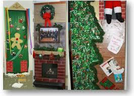 Christmas Office Door Decorating Ideas Contest by We Wish You A Merry Christmas Decoration Holidays And Christmas