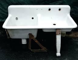 image of cast iron kitchen sinks blanco toto fsw420gs5 bridgeport