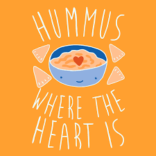Hummus Home Is Where The Heart GIF By Look Human