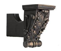 Cambria Curtain Rods Wood by 9 Best Drapery Sconce Images On Pinterest Drapery Curtain Rods